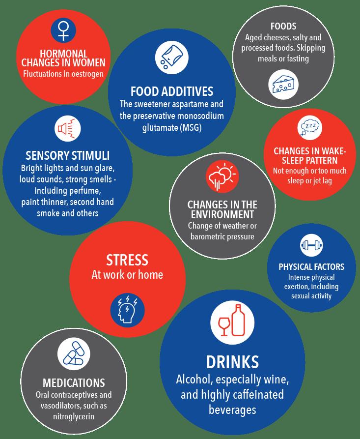 Migraine Factors