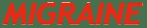 Migraine Logo