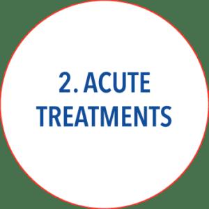 2. Acute Treatments